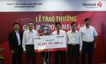 Đi du lịch An Giang, trúng giải jackpot hơn 41,2 tỷ đồng