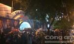 Chiều cuối tuần Sài Gòn mưa lớn, nhiều nơi ngập nặng