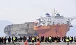 Phà Sewol đã về đến cảng Mokpo