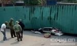 Container đè nát ô tô con, 2 giảng viên thiệt mạng