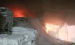 Cháy lớn nhà máy sơn vùng ven TP.HCM