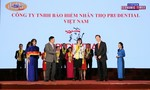 Prudential nhận giải thưởng Rồng Vàng với danh hiệu 'Công ty bảo hiểm nhân thọ hàng đầu Việt Nam'