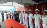 Lần đầu tiên tàu Hải quân Hoàng gia New Zealand cập cảng Tiên Sa