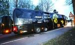 Đức: Bom phát nổ, trận đấu ở Champions League phải hủy