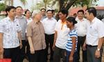 Tổng Bí thư Nguyễn Phú Trọng thăm và làm việc tại Gia Lai