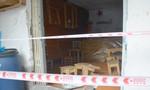 Nhà ở trung tâm TP.HCM bỗng nhiên bị sụt lún