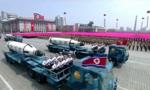 Triều Tiên rầm rộ diễu binh kỷ niệm sinh nhật Kim Nhật Thành