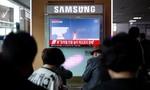 Triều Tiên lại phóng tên lửa ra biển nhưng thất bại