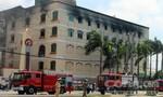 Công ty Kwong Lung-Meko lại cháy sau 20 ngày dập tắt