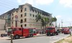 Xác định nhóm thợ hàn gây ra vụ cháy tại Công ty Kwong Lung Meko