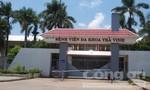 Nguyên nhân bảo vệ bệnh viện tự thiêu tại cổng