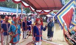 Khao lề thế lính Hoàng Sa ở đảo Lý Sơn