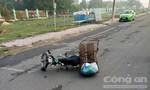 Xe tải va chạm xe máy, một người đàn ông tử vong