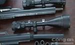 Phát hiện đường dây chế tạo, lắp ráp súng hơi trái phép