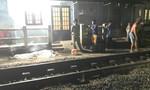 Tàu lửa tông chết người đàn ông ngồi giữa đường ray
