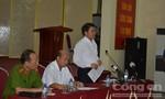 """Chủ tịch Nguyễn Đức Chung: """"Sẽ xử lý cá nhân, tập thể sau khi có kết luận thanh tra"""""""