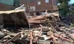 Nhà bị sập vì công trình đang thi công, một người tử vong