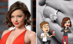 Siêu mẫu Miranda Kerr vạ lây vì 'tuyên bố' của vị hôn phu