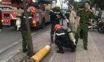 Truy tìm thủ phạm bỏ hai bình khí Clo lỏng cực độc trên đường phố Sài Gòn