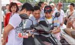 Thị trường Việt tiêu thụ xe máy lớn thứ 4 trên thế giới