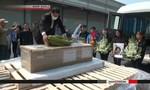 Thi thể bé gái bị sát hại ở Nhật đã về nước