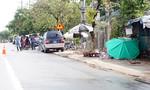 Truy tìm xe ô tô tông chết người rồi bỏ trốn