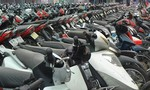 Công an Q.6 tìm chủ sở hữu 9 xe gắn máy