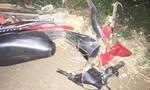 2 thanh niên tử vong tại chỗ sau cú đâm trực diện với ô tô
