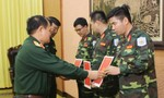3 sĩ quan lên đường làm nhiệm vụ giữ gìn hoà bình tại Trung Phi