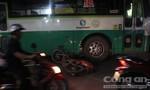 Va chạm với xe buýt, nam thanh niên tử vong tại chỗ