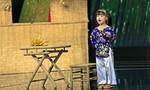 Cô bé 4 tuổi độc diễn vai bà Tám 'bùng nổ' sân khấu