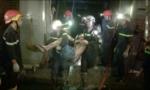 Cảnh sát dũng cảm cứu 3 người trong vụ cháy nhà ở Sài Gòn