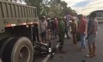 Nam thanh niên thiệt mạng sau cú tông vào đuôi xe tải