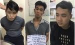 Băng cướp giật thủ súng và kiếm cùng phê ma túy trong khách sạn ở Sài Gòn