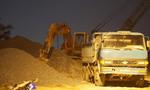 Bình Dương: Phát hiện 1 điểm kinh doanh cát lậu