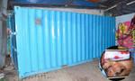 TP.HCM: Giang hồ đánh người, lấy thùng container bít cửa nhà dân