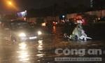 Nên cập nhật thông tin ngập nước trước khi ra đường trong mùa mưa
