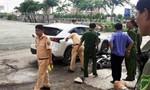 Hàng chục người dân khiêng đầu xe Lexus cứu người phụ nữ mắc kẹt dưới gầm