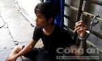 Đội S.B.C Biên Hòa bắt nóng 2 tên trộm xe máy