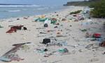 Cám cảnh hòn đảo có nhiều rác thải nhất trên thế giới