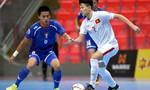 Thắng Đài Bắc Trung Hoa, U20 Futsal Việt Nam nhiều cơ hội vào tứ kết