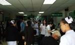 Nổ bom tại bệnh viện ở Bangkok khiến 24 người bị thương