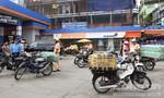CSGT Tân Bình mạnh tay xử lý tình trạng xe chở hàng cồng kềnh