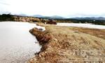 Ngăn sông khai thác cát bị xử phạt hàng chục triệu đồng