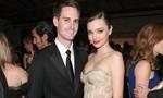 Siêu mẫu Miranda Kerr làm đám cưới với tỷ phú công nghệ