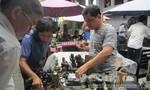 Chợ Cao Minh – Thước phim quay chậm giữa lòng Sài Gòn