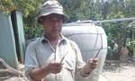 Nông dân Vĩnh Long lo sợ vì ruộng lúa bị gài chông sắt