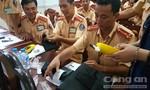 Tập huấn đo nồng độ cồn theo kinh nghiệm quốc tế cho CSGT