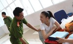 Những điều chưa biết về nữ công an xinh đẹp Song Nga trong phim 'Người ba mặt'