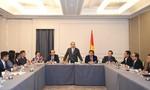 Thủ tướng tiếp một số doanh nhân, trí thức gốc Việt tại Hoa Kỳ